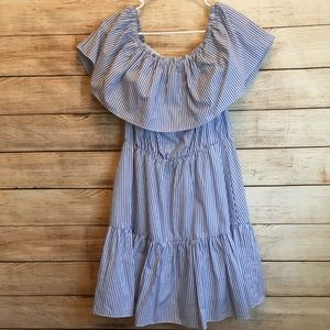 NEW WITH TAGS BUDDY BASICS ON/OFF SHOULDER DRESS